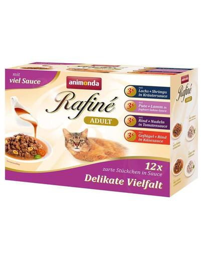 Rafine delikate vielfalt 12x100g mix smaków