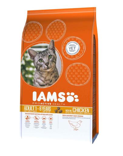 Cat Adult All Breeds Chicken 15 kg