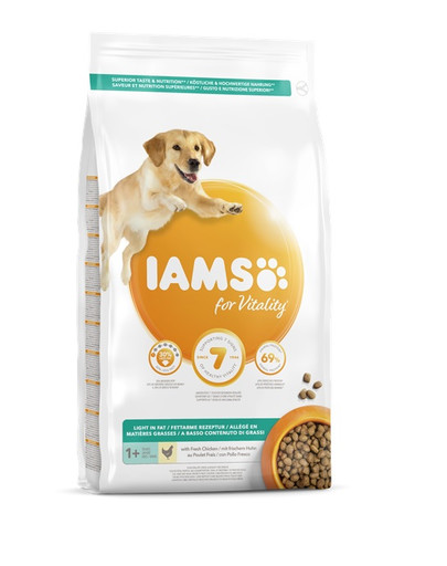 ProActive Health Adult Light in Fat for Sterilsed/Overweight dogs Chicken 12 kg