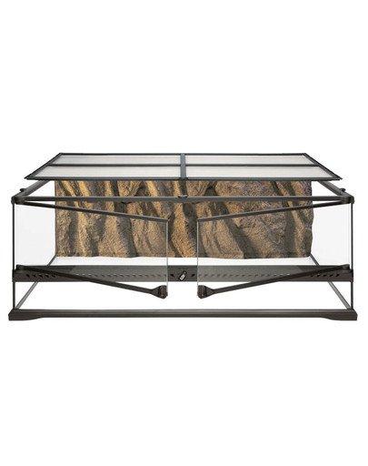 Terrarium szklane LARGE 90x45x90cm