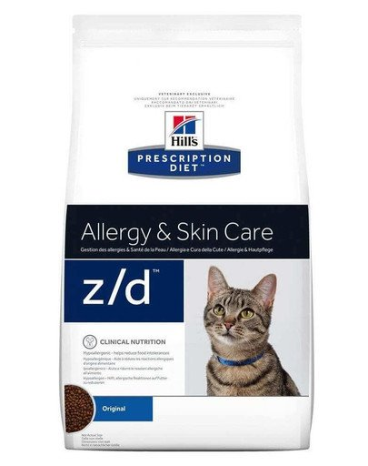 Feline z/d 2 kg