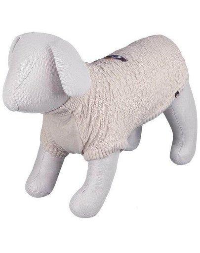 Sweterek versilia . l: 55 cm. beżowy