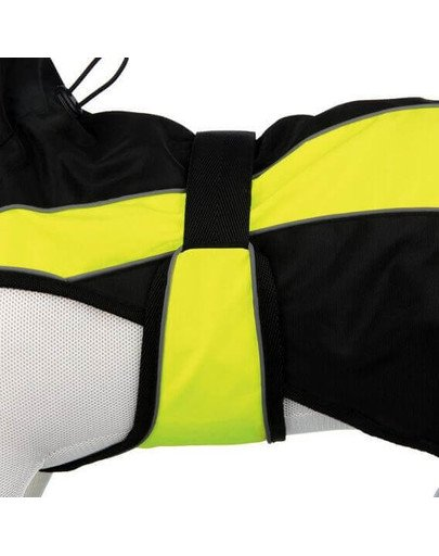 Ubranko safety. l: 55 cm. czarno/żółte