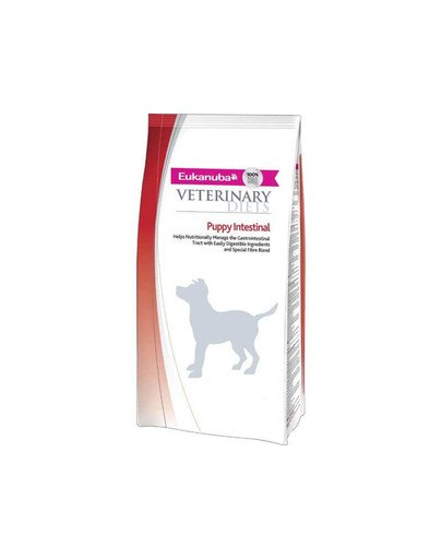 Veterinary Diets Intestinal Disorders Puppy All Breeds 5 kg