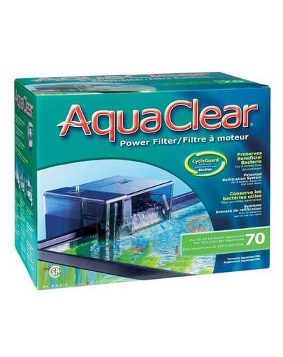 Filtr kaskadowy AquaClear 70 Powerfilter 6W