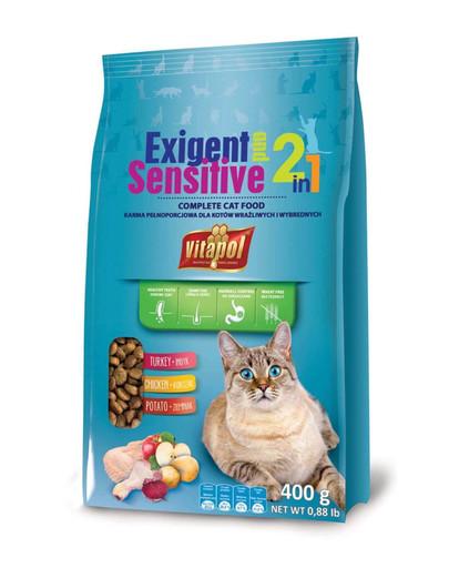 Karma Dla Kotów Wybrednych 0,4kg