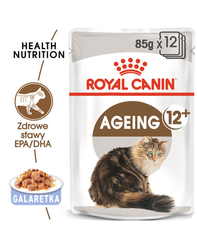 AGEING +12 85 g w galaretce
