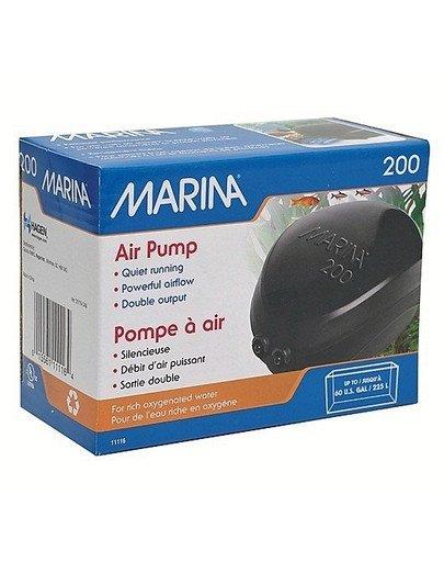 Pompka napowietrzająca Marina Air Pump 200 do 225L