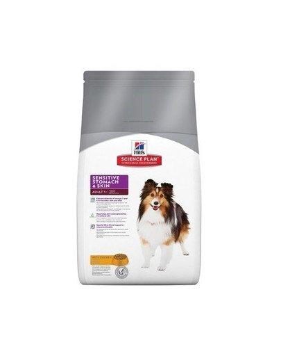 Canine Adult Sensitive Stomach & skin 3 kg