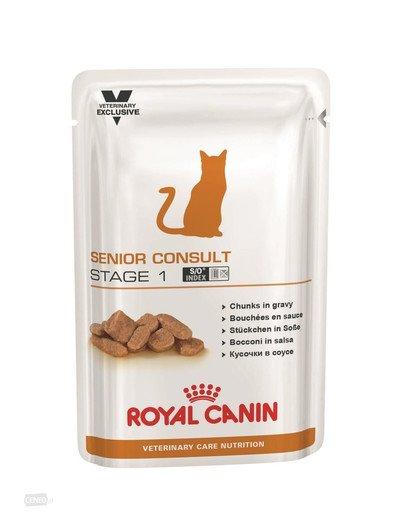 Senior Cat Consult Stage 100 g