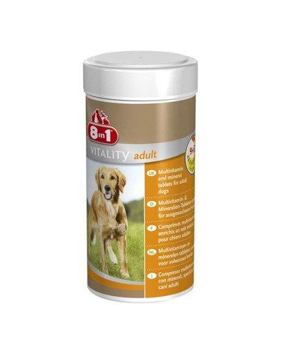 Preparat witaminowy multi vitamin- adult 70 tabletek