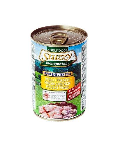 Monoprotein Chicken - Kurczak 0.4KG