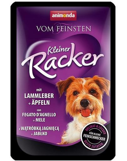 Saszetka vom Feinsten Kleiner Racker z wątróbką jagnięcą i jabłkiem 85 g