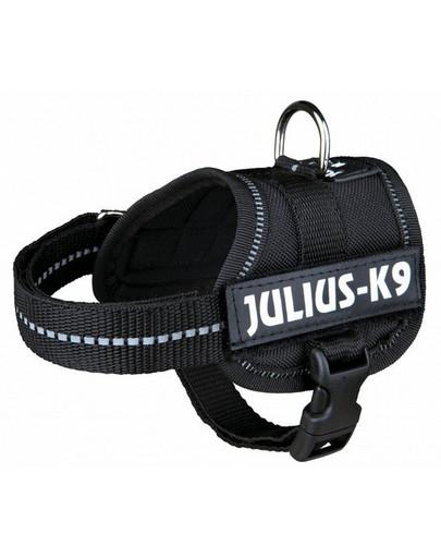 Szelki Julius-K9 harness  mini-mini / S  40–53 cm czarne