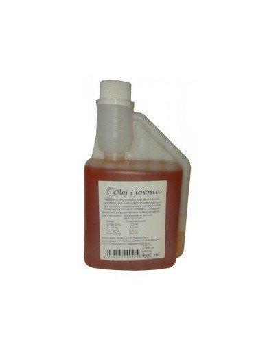 Olej z łososia 500 ml