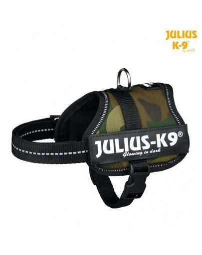 Szelki Julius-K9, Kamuflaż, Baby 2/XS–S: 33–45 cm