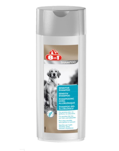 Shampoo sensitive 250 ml