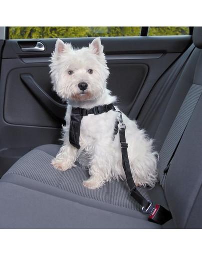 Szelki samochodowe dla psa XS