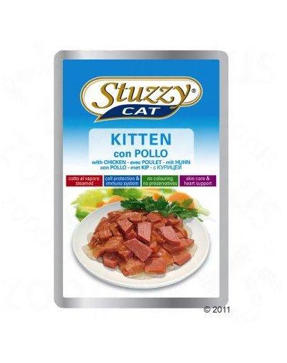 Kitten - Z Kurczakiem Dla Kociąt 100G