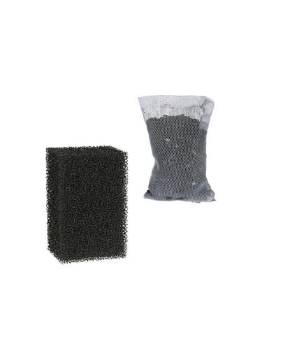 2 gąbki + węgiel dla m380
