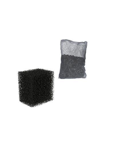 2 gąbki + węgiel akt. dla m1000