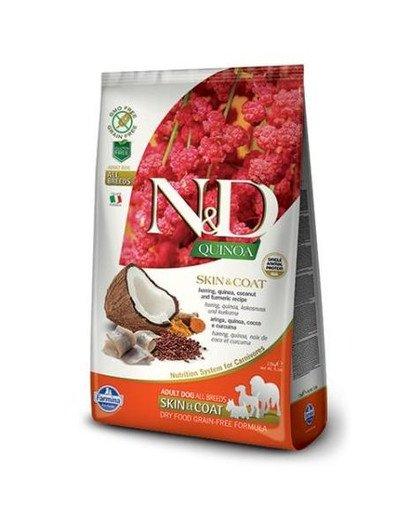Dog Quinoa Skin & Coat Herring 7 kg