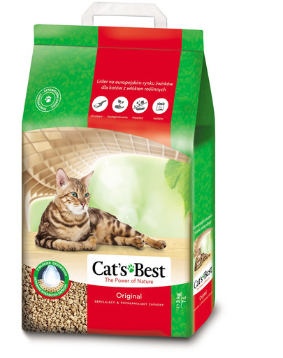 Cat'S best eco plus 7l (3 kg)