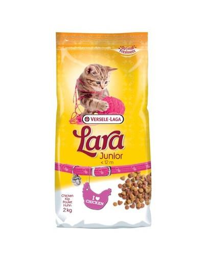 Lara Junior - Karma Dla Kociąt I Młodych Kotów 2 kg