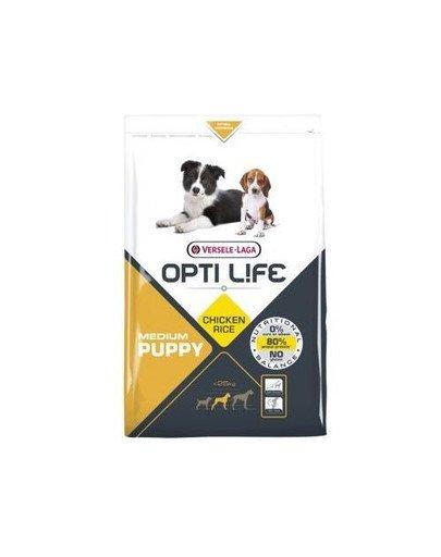Puppy Medium - Karma Dla Szczeniąt Ras Średnich Drób 2,5 kg