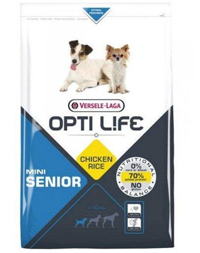 Senior Mini - Karma Dla Starszych, Dorosłych Psów Ras Małych I Miniaturowych Drób 2,5 kg