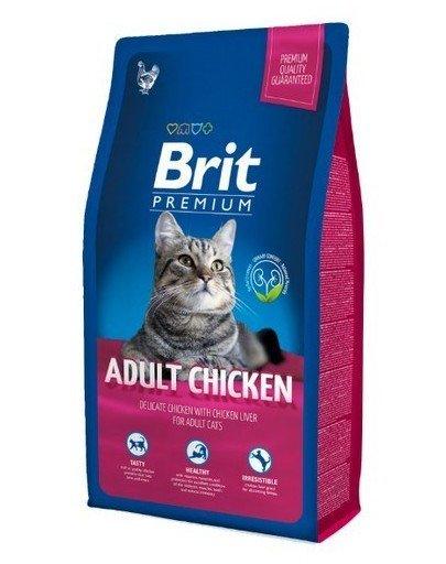 Premium Cat Adult Chicken 800 g