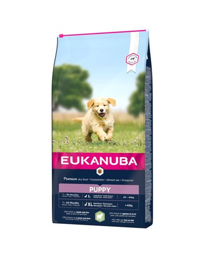 Puppy All Breeds Lamb & Rice 1 kg