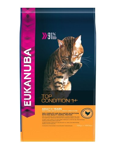 Cat Adult All Breeds Top Condition Chicken & Liver 400 g