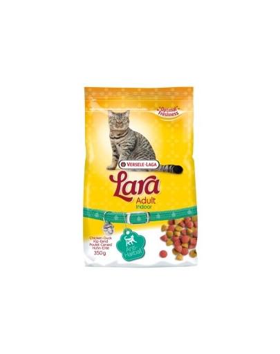 Lara Adult Indoor - Karma Dla Kotów Dorosłych Przebywających głównie W Domu 350 g
