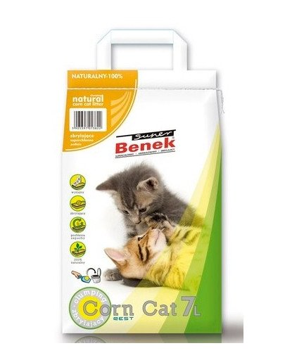 Super corn cat kukurydziany 7 l