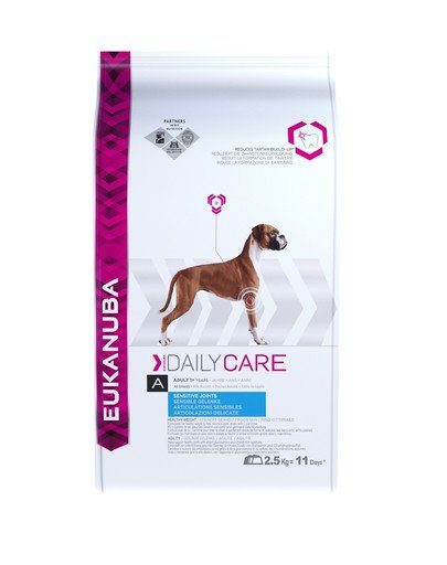 Daily Care Adult Sensitive Joints All Breeds Chicken 2.5 kg