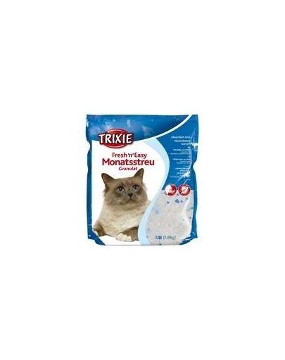 Piasek dla kota 5 l granulki