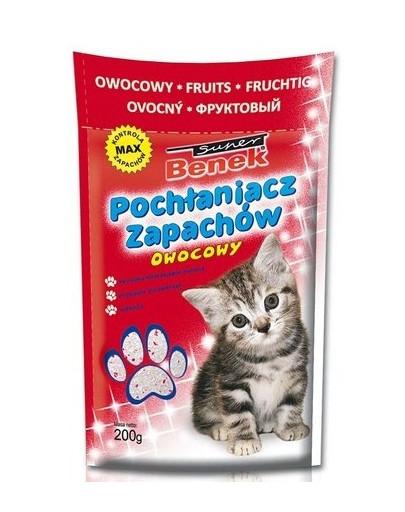 Odkażacz/Pochłaniacz zapachów owocowy 200 g