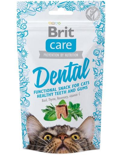 Care Cat Snack Dental  50g