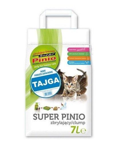 Super Pinio zbrylający tajga 7 l