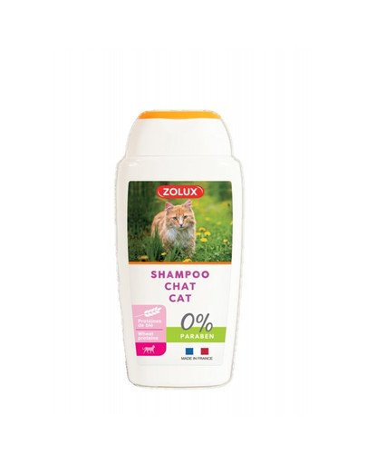 Szampon dla kota 250 ml