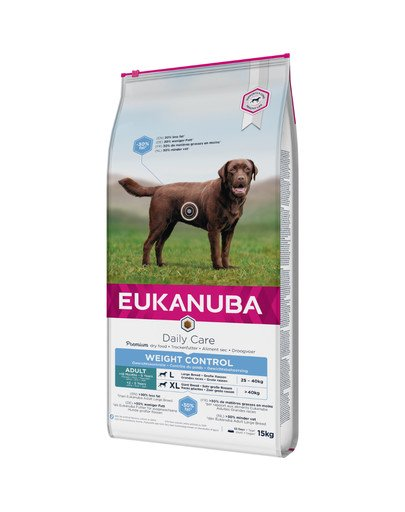 Adult weight control large breed 15 kg