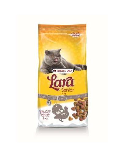 Lara Adult Senior - Karma Dla Kotów Powyżej 7 Roku Życia 2 kg