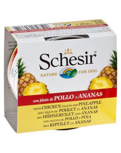 Fruit kurczak z snanasem 150 g
