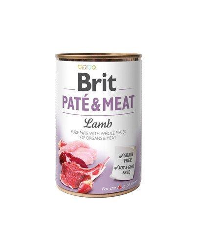 pate & meat lamb 400 g