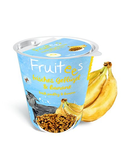 Fruitees banan 200 g