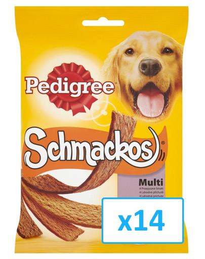 Schmackos 172 g x 14