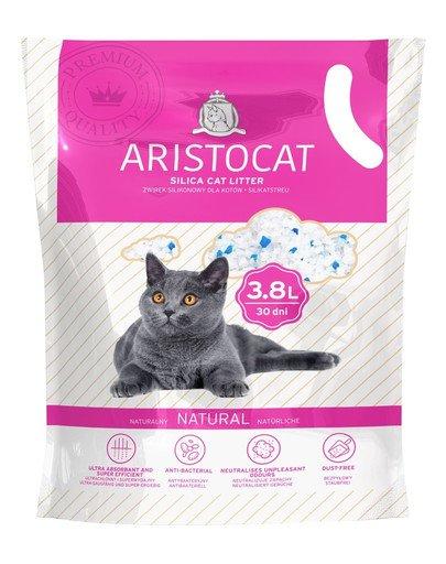 Żwirek silikonowy dla kotów 3.8 l bezzapachowy