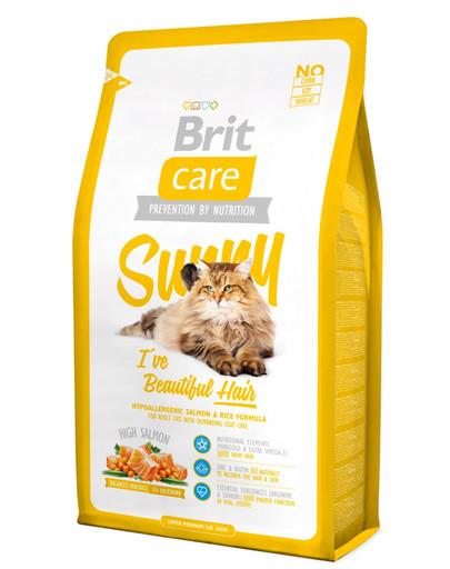 Care Cat Sunny I've Beautiful Hair 7 kg
