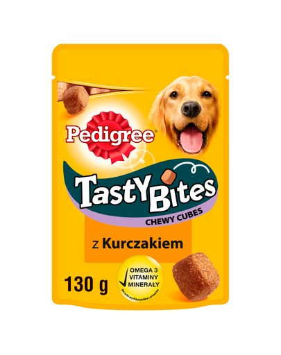 Tasty Bites Chewy Cubes 130 g